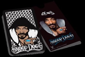 Snoop card grinder